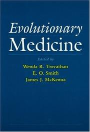 Cover of: Evolutionary medicine