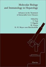 Cover of: Molecular Biology and Immunology in Hepatology |