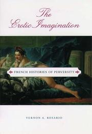 Cover of: The erotic imagination