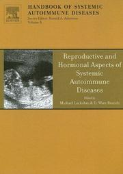 Cover of: Reproductive and hormonal aspects of systemic autoimmune diseases |