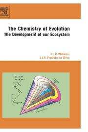 Cover of: The chemistry of evolution