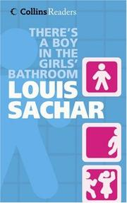Cover of: There's a Boy in the Girl's Bathroom (Cascades)