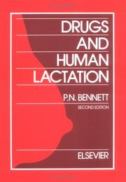 Cover of: Drugs and human lactation |