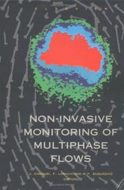 Cover of: Non-Invasive Monitoring of Multiphase Flows |