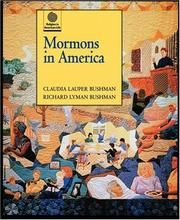 Cover of: Mormons in America