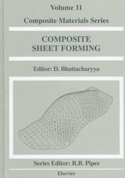 Cover of: Composite sheet forming by