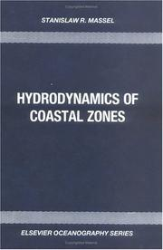 Cover of: Hydrodynamics of coastal zones