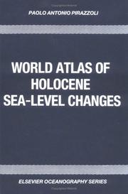 Cover of: World atlas of Holocene sea-level changes