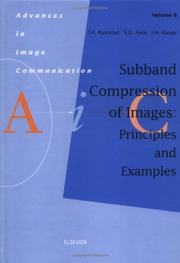 Cover of: Subband compression of images
