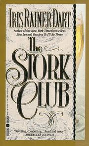 Cover of: The Stork Club | Iris Ranier Dart