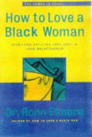 Cover of: How to Love a Black Woman