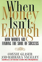 Cover of: When Money Isn