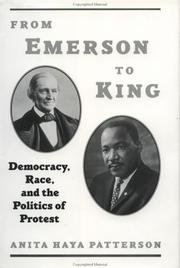 Cover of: From Emerson to King