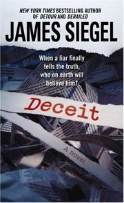 Cover of: Deceit