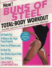 Cover of: Buns of Steel total-body workout | Leisa Hart