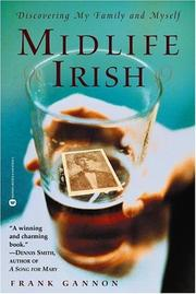 Cover of: Midlife Irish | Frank Gannon