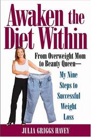 Cover of: Awaken the Diet Within | Julia Griggs Havey