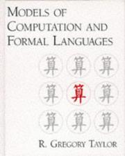 Models of Computation and Formal Languages