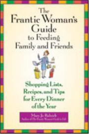 The frantic womans guide to feeding her family