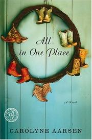 Cover of: All in One Place (Faithwords)