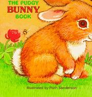 Cover of: The Pudgy Bunny Book