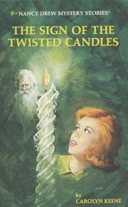 Cover of: The Sign of the Twisted Candles