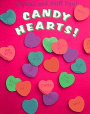 Cover of: Candy hearts!