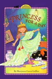 Cover of: Princess for a day