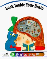 Cover of: Look inside Your Brain (Poke and Look) | Heather Alexander