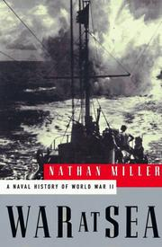 Cover of: War at sea | Miller, Nathan