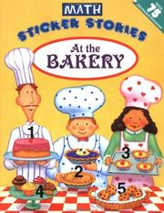 Cover of: At the Bakery (Sticker Stories) | Bob Commander