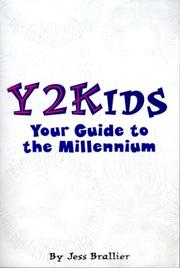 Cover of: Y2Kids: your guide to the millennium