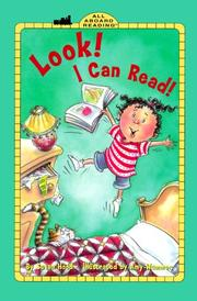 Cover of: Look! I can read! | Susan Hood