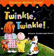 Cover of: Twinkle, twinkle!