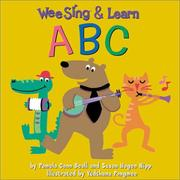 Cover of: Wee Sing & Learn ABC (Reading Railroad Books) | Pamela Conn Beall