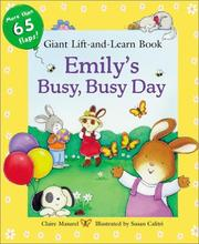 Cover of: Emily's busy day | Claire Masurel