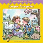 Cover of: Easter Surprise (Christian Mother Goose)