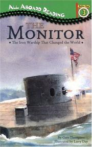Cover of: Monitor: The Iron Warship That Changed the World (Station Stop)