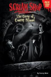 Cover of: Curse of Count Blood | Tracey West