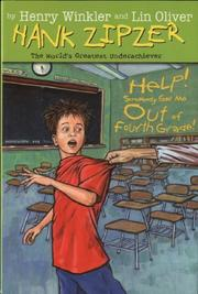 Cover of: Help! Somebody get me out of fourth grade!