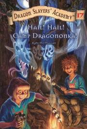 Cover of: Hail! Hail! Camp Dragononka #17: Super Special (Dragon Slayers' Academy)