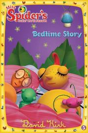 Cover of: Bedtime story / David Kirk