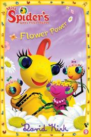 Cover of: Flower Power (Miss Spider)
