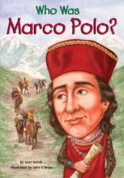 Cover of: Who Was Marco Polo? (Who Was...?)