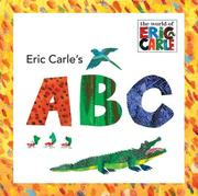 Cover of: Eric Carle's ABC | Eric Carle