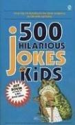 Cover of: 500 hilarious jokes for kids | Jeff Rovin