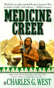 Cover of: Medicine Creek