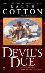 Cover of: Devil's due