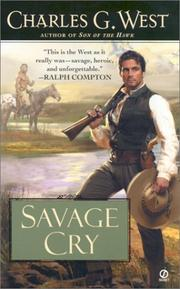Cover of: Savage cry
