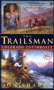 Colorado Cutthroats by Robert J. Randisi